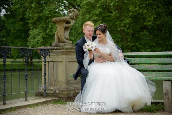 die schönsten Hochzeitsbilder in schweinfurt