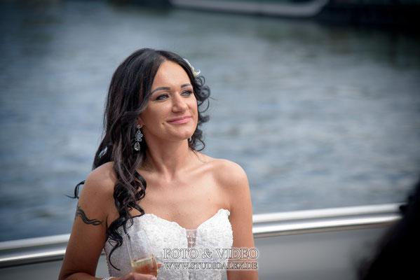 Hochzeit auf der Donauschiffahrt