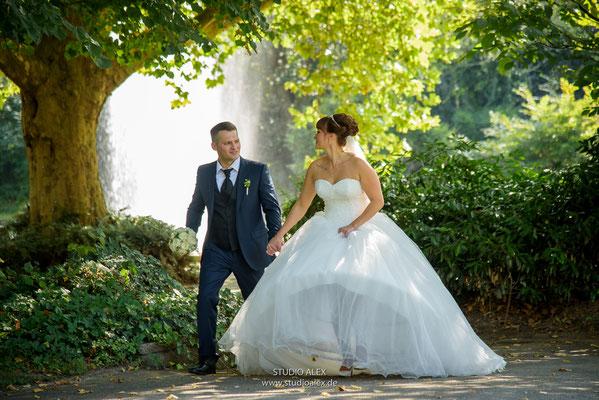 Hochzeitsfotoshooting Ingelfingen