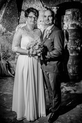 Hochzeitsfotoshooting im Weinkeller Schwandorf