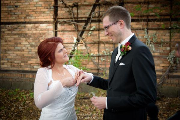 Hochzeit & Freie Trauung im Garten Vineria