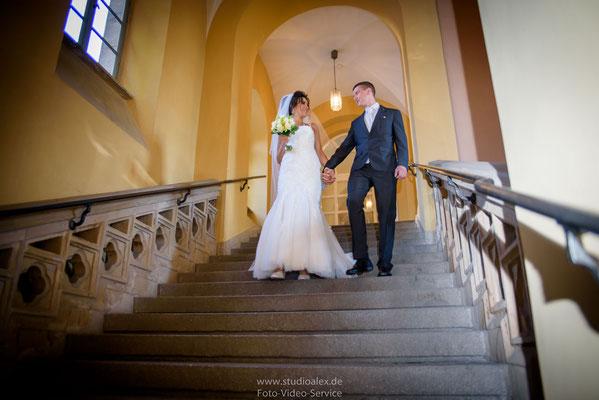 Hochzeitsfotograf Fürth und Umgebung