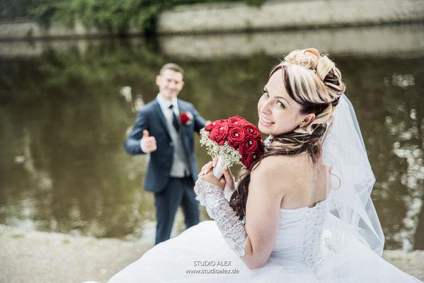 Hochzeitsfotograf Studio Alex fotografiert eure Hochzeit in Weiden  Oberpfalz Bayern