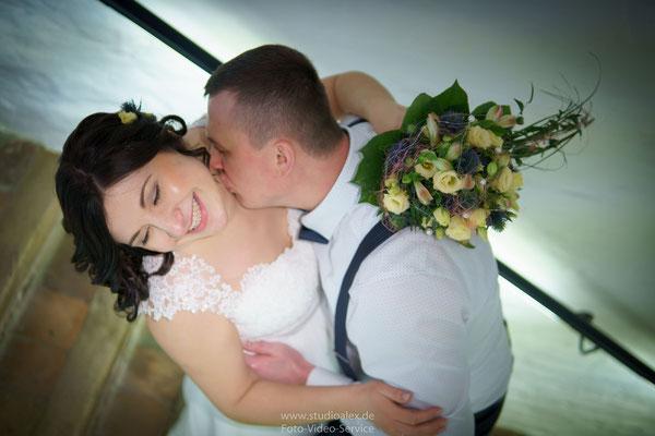 Ideen für Hochzeitsfotos Herzogsburg Dingolfing