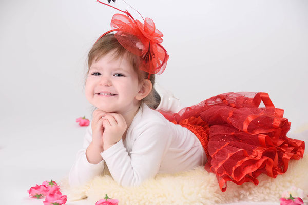Kinderfotos im Fotostudio Amberg