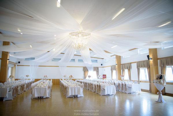 Hochzeitsdekoration Hochzeit