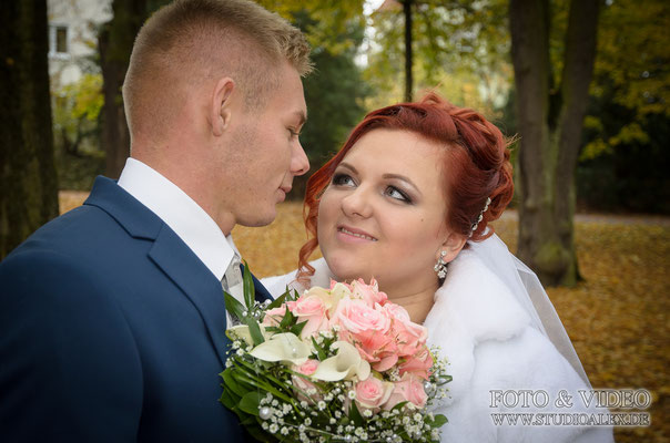 Hochzeitsfotos  in Amberg
