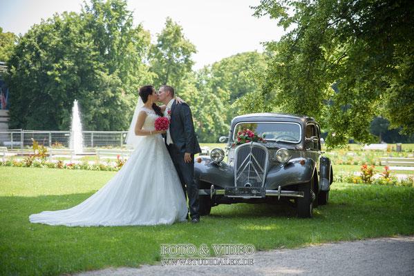 Hochzeitsfotografie in regensburg