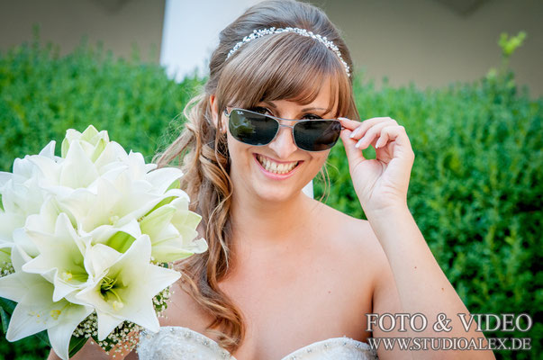 Lustige Hochzeitsfotos Ideen für Hochzeitsbilder in schloss Guteneck