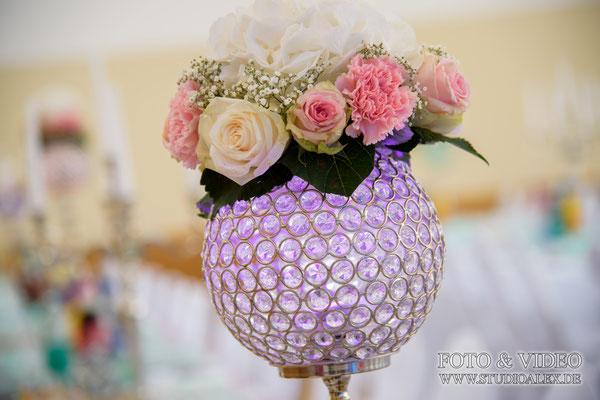 Ideen für Hochzeitsdekoration