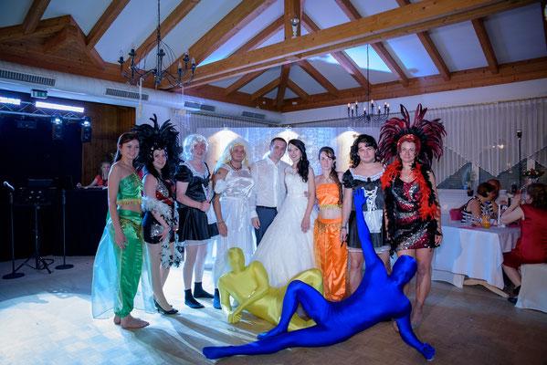 Hochzeits Show in Festhalle Sinzing