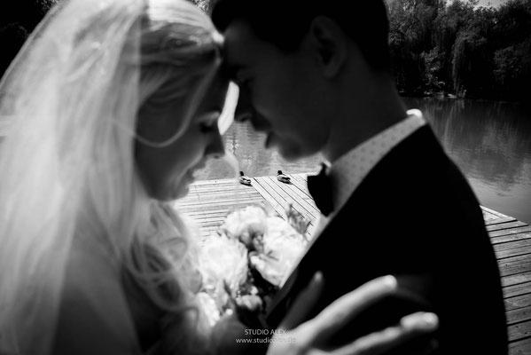 Außergewöhnliche und coole Hochzeitsbilder