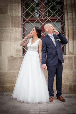 Ideen für außergewöhnliche Hochzeitsfotos in Nürnberg