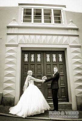 Hochzeitsfotografie in Passau
