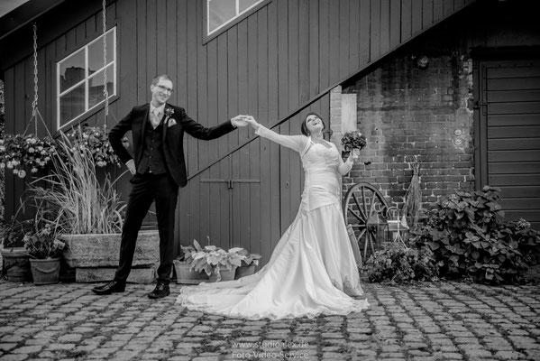 Ideen für Hochzeitsfotos in Nürnberg