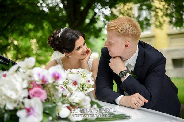Fotografie Hochzeit in Schweinfurt