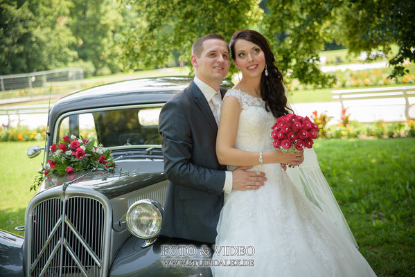 Hochzeit Natalia & Waldemaer Kraus