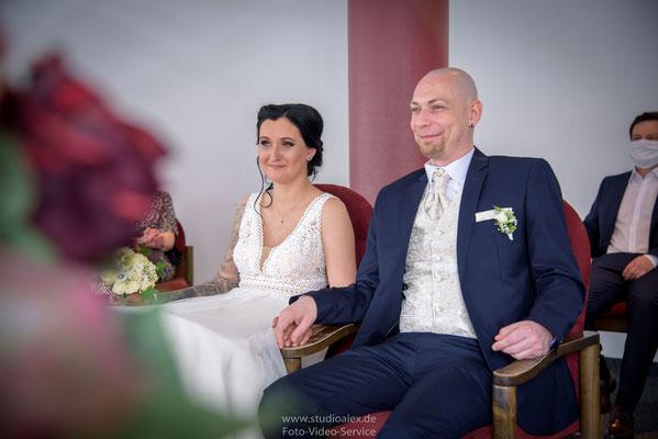 Hochzeitsfotografie im Standesamt Nürnberg