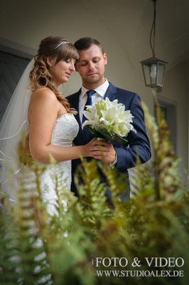Hochzeitsfotografie schloss Guteneck