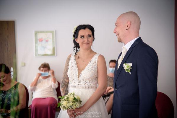 Hochzeitsfotografie Standesamt Nürnberg