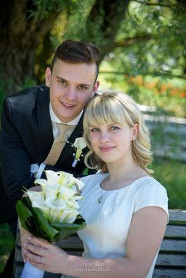 Hochzeitsfotograf für standesamtliche Trauung im Deggendorf