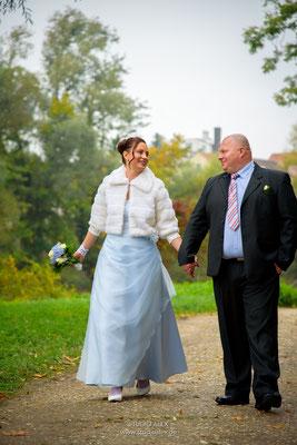 Hochzeitsfotos aus Regensburg