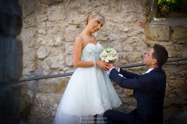 Ideen für Hochzeitsfotografie Laaber