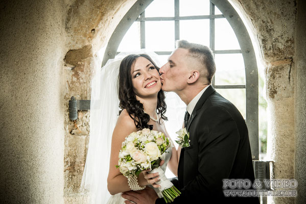 Fotograf Hochzeit schloss Burg Wernberg Köblitz Bayern
