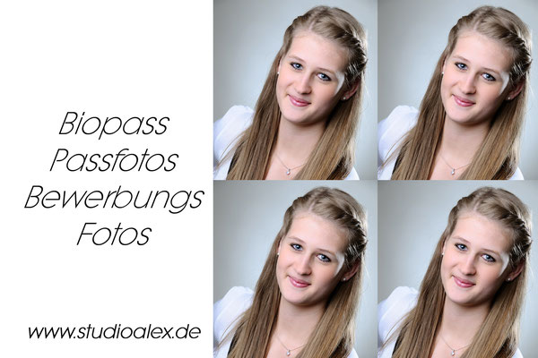 Bewerbungsfotos Bewerbungsbilder im Fotostudio Amberg