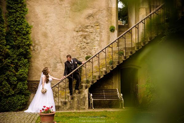 russische Hochzeit in Deggendorf & SCHLOSS EGG