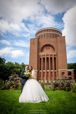 Fotografie Hochzeit in Hamburg