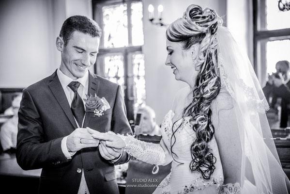 Hochzeitsfotograf bei Julia & Andrej in Weiden in der Oberpfalz