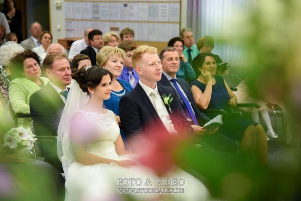 Hochzeit der Zeugen Jehovas