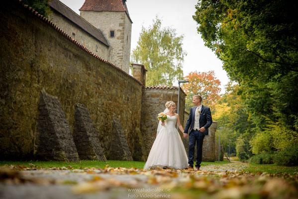 Hochzeit von Xenia & Anton aus Amberg