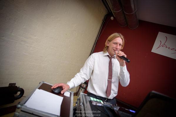 DJ für Hochzeit in Vineria