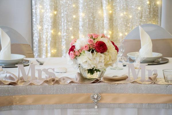 Ideen für Hochzeitsdeko Nürnberg