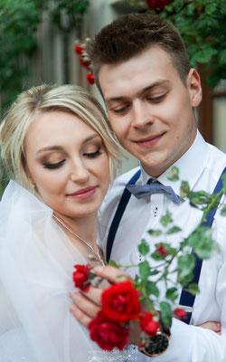 romantische Hochzeitsfotos Amberg & Sulzbach-Rosenberg