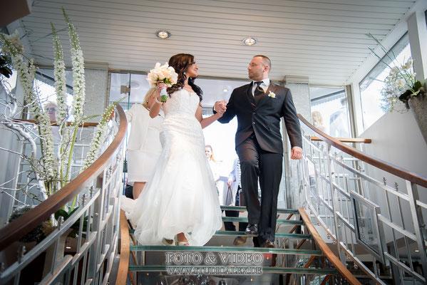 Hochzeitsfotografie Kristallprinzessin Regensburg