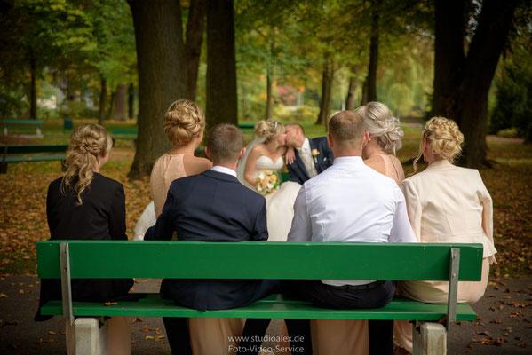 russische Hochzeit in Amberg