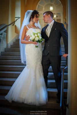 Ideen für außergewöhnliche Hochzeitsfotos in Fürth