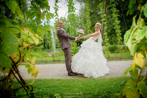 Hochzeitsfotos in Regenburg & Umgebung Studio Alex