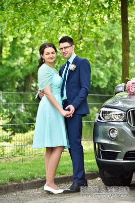 Ideen für Hochzeitsfotografie in Regensburg