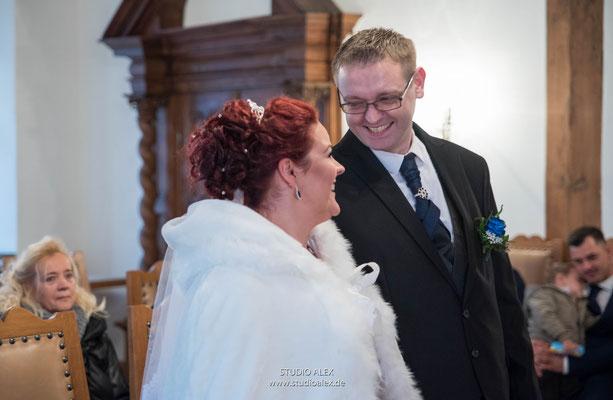 Hochzeitsfotograf für standesamtliche Trauung in Sulzbach-Rosenberg Oberpfalz Bayern