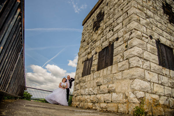Außergewöhnliche & coole Hochzeitsfotos in Sulzbach-Rosenberg