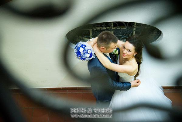 Kreative Hochzeitsfotografie in Amberg