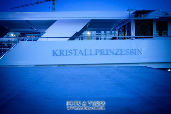 Donauschiffahrt Kristallprinzessin