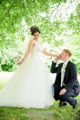 Hochzeitsfotografie in Bayern