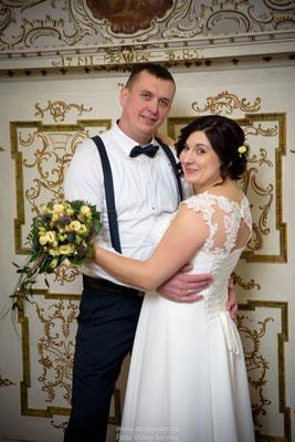 Hochzeitsfotografie in Herzogsburg Dingolfing