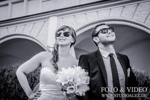 Kreative Hochzeitsfotos Ideen für Hochzeitsbilder in schloss Guteneck