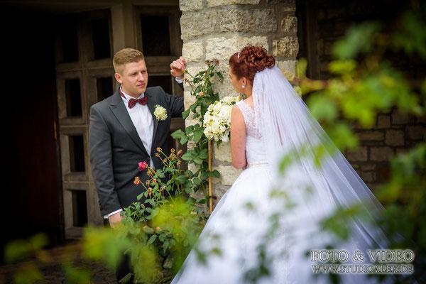 Hochzeitsreportage  Ansbach